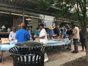 Picnic on the Plaza 2018